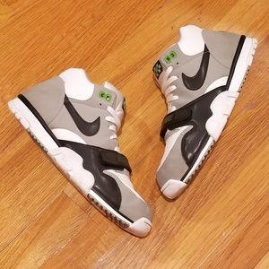 """Nike Air Trainer Mid """"Chlorophyll"""" Sneakers (2008)"""